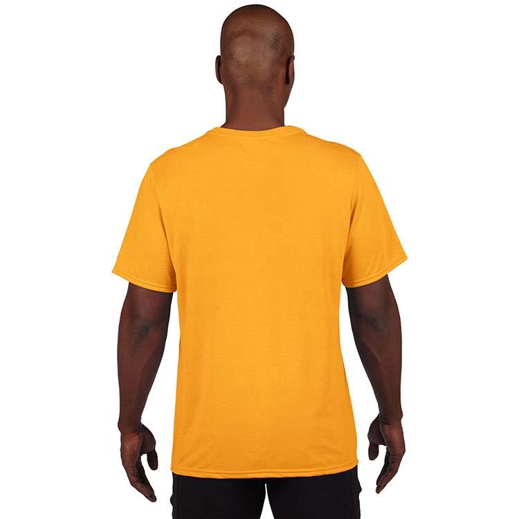 T-shirt Gildan Performance 42000 pour adulte - Or #2