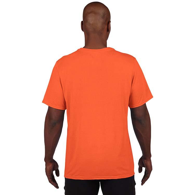 T-shirt Gildan Performance 42000 pour adulte - Orange #2