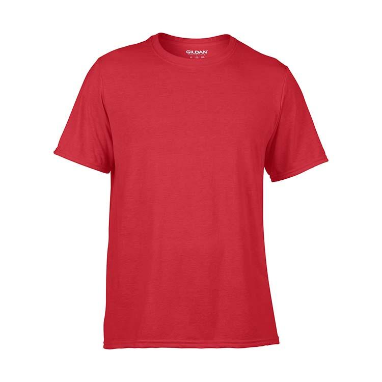 T-shirt Gildan Performance 42000 pour adulte - Rouge #3