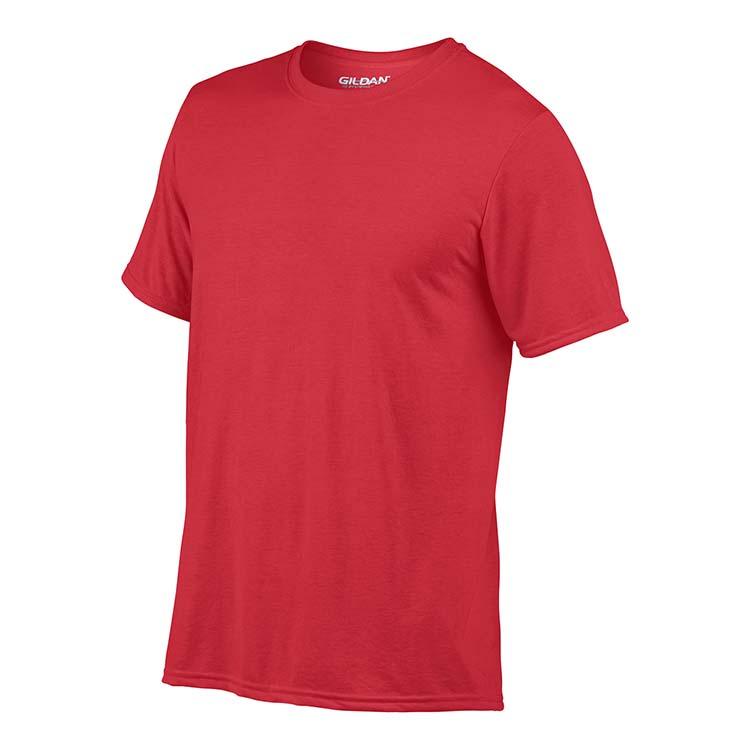 T-shirt Gildan Performance 42000 pour adulte - Rouge #4