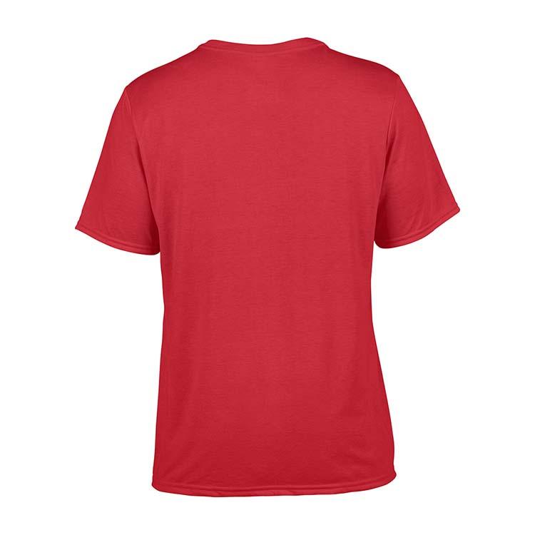 T-shirt Gildan Performance 42000 pour adulte - Rouge #5