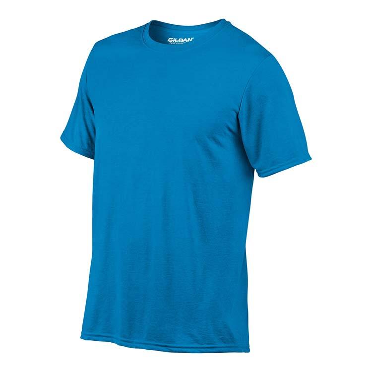 T-shirt Gildan Performance 42000 pour adulte - Saphir #4