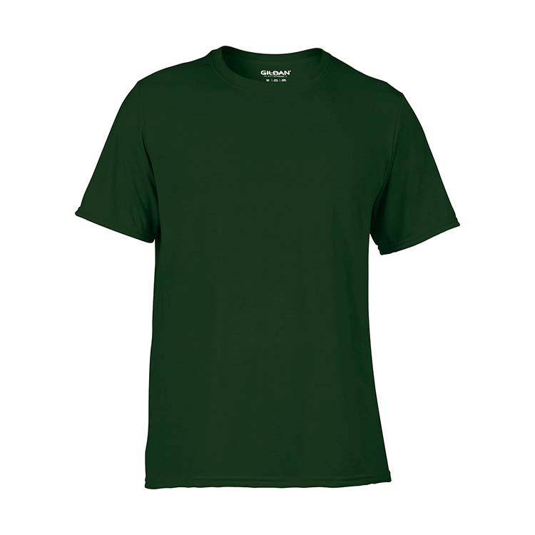 T-shirt Gildan Performance 42000 pour adulte - Vert forêt #3