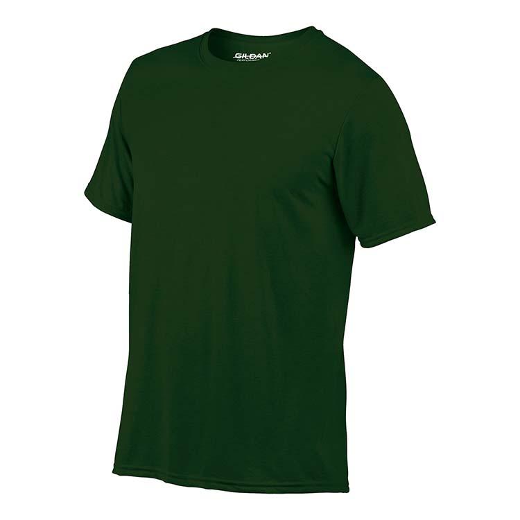 T-shirt Gildan Performance 42000 pour adulte - Vert forêt #4