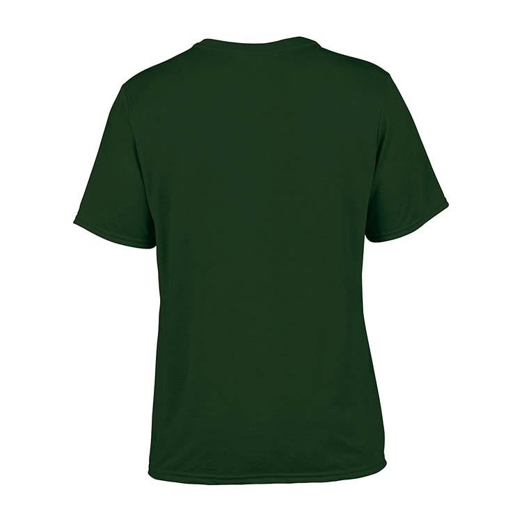 T-shirt Gildan Performance 42000 pour adulte - Vert forêt #5