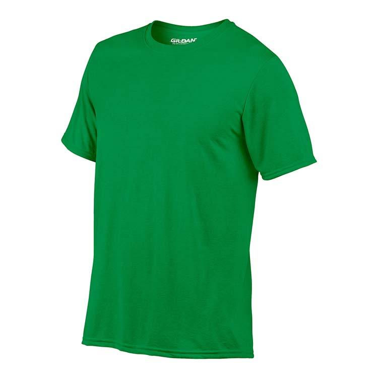 T-shirt Gildan Performance 42000 pour adulte - Vert Irlandais #4