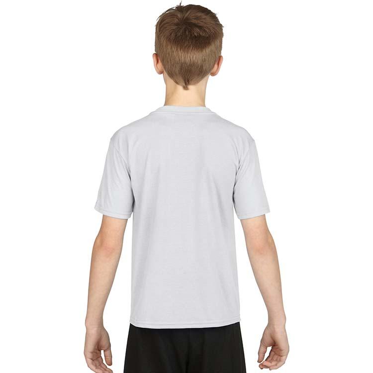 T-shirt Gildan Performance 42000B pour enfant - Rouge cardinal #2