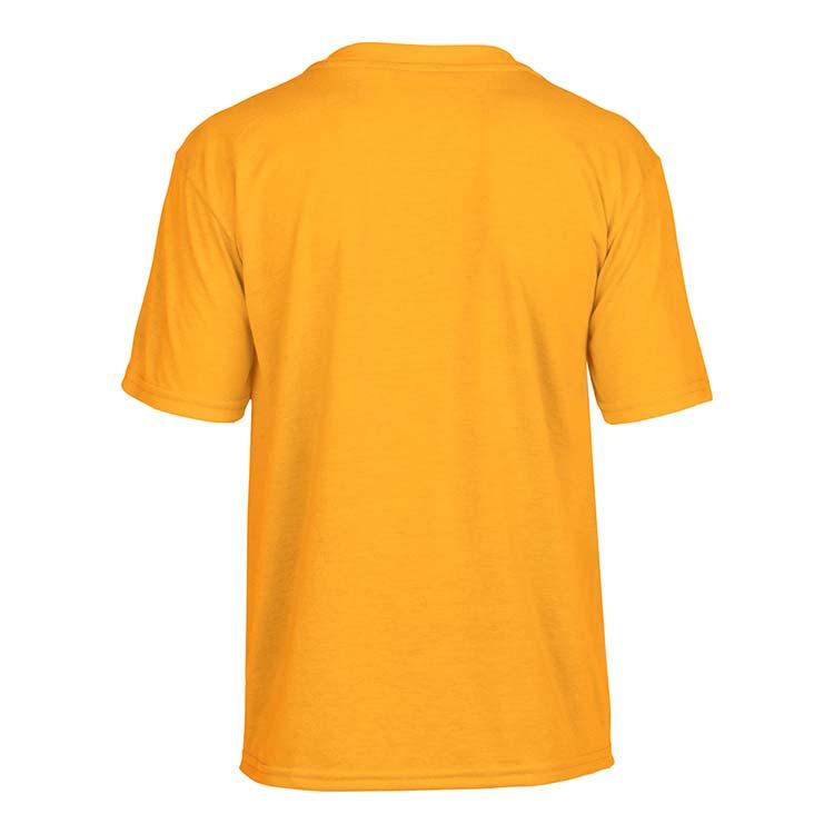 T-shirt Gildan Performance 42000B pour enfant - Or #5
