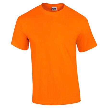 T-shirt Gildan 2000 pour adulte - Orange sécurité #3