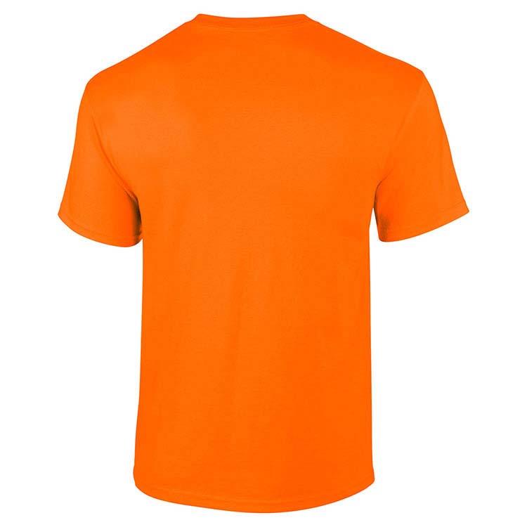 T-shirt Gildan 2000 pour adulte - Orange sécurité #5