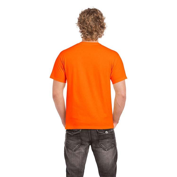 T-shirt Gildan 2000 pour adulte - Orange sécurité #2