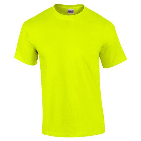 T-shirt Gildan 2000 pour adulte - Vert sécurité #3