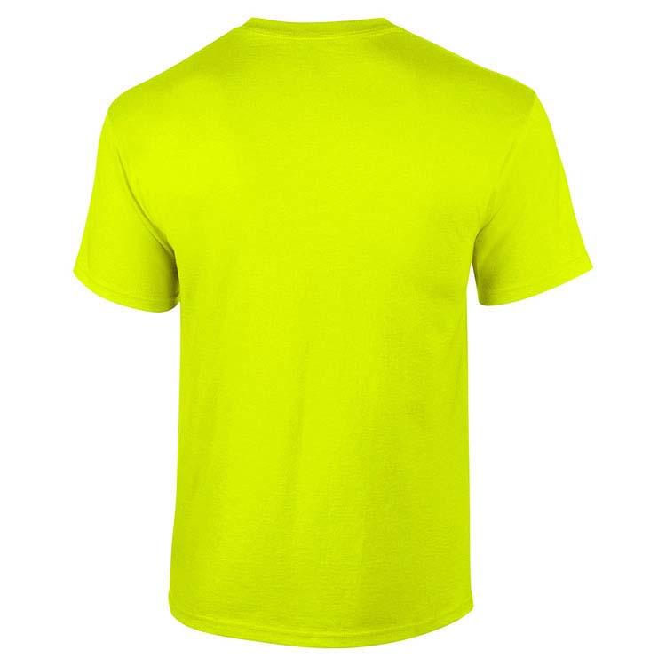 T-shirt Gildan 2000 pour adulte - Vert sécurité #5