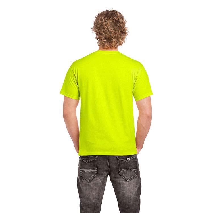 T-shirt Gildan 2000 pour adulte - Vert sécurité #2