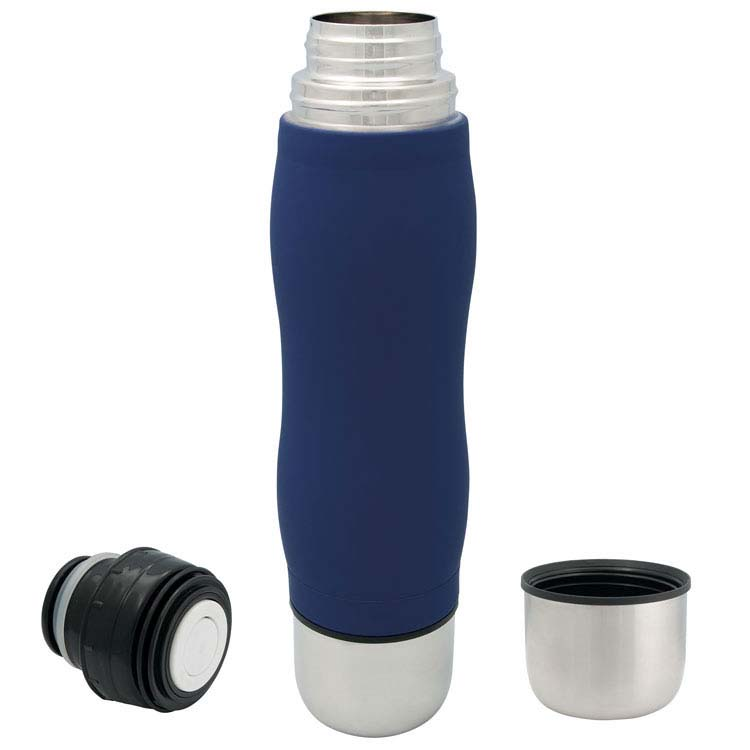 Thermos coloré avec 2 couvercle-tasses #2
