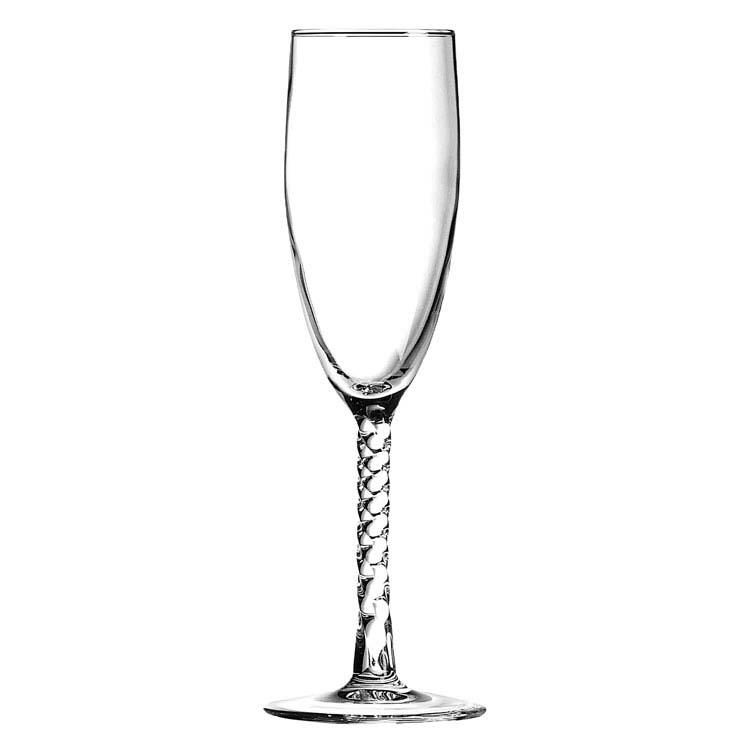 Verre à champagne 5,75 onces