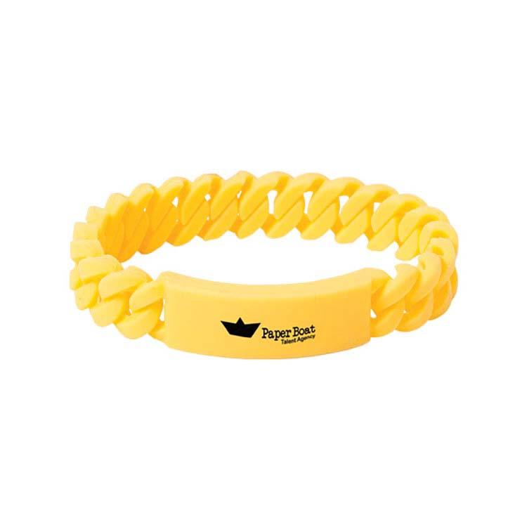 Bracelet en silicone Twist O' Might #9