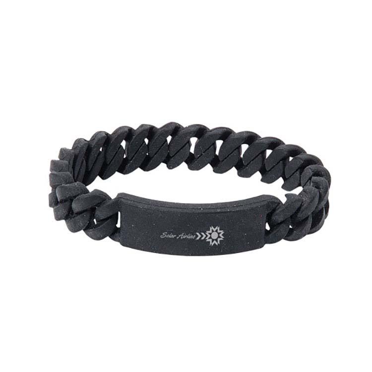 Bracelet en silicone Twist O' Might