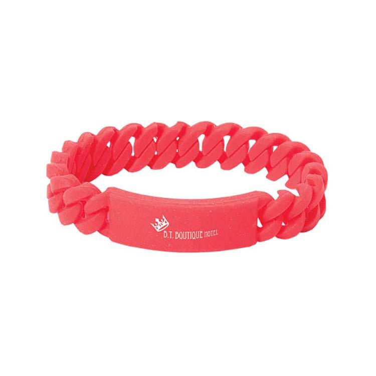 Bracelet en silicone Twist O' Might #6
