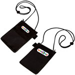 Econo Non Woven Polypropylene Identification Holder/Wallet