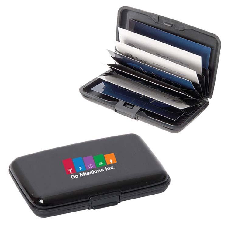 Porte-cartes The Bodyguard avec protection RFID