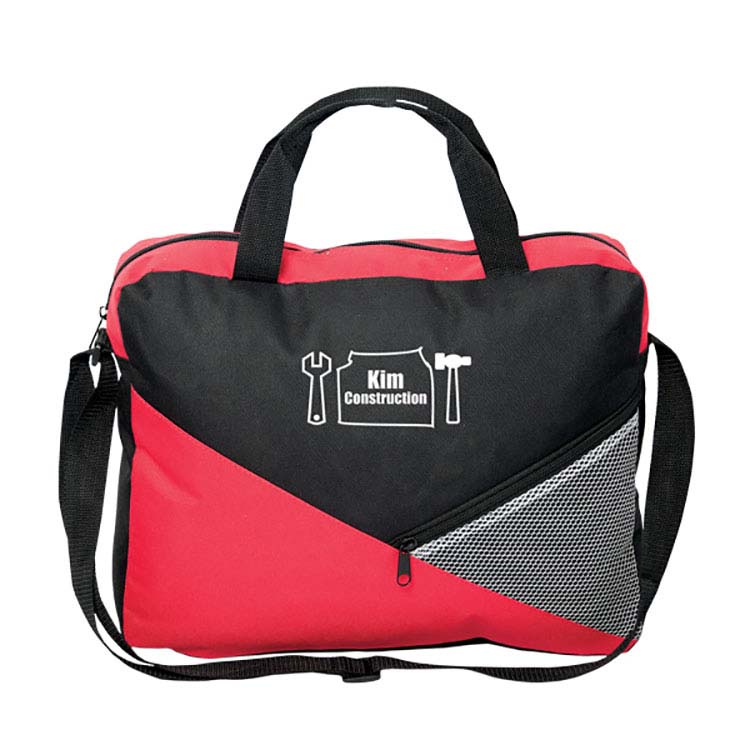 Top Zippered Business Brief