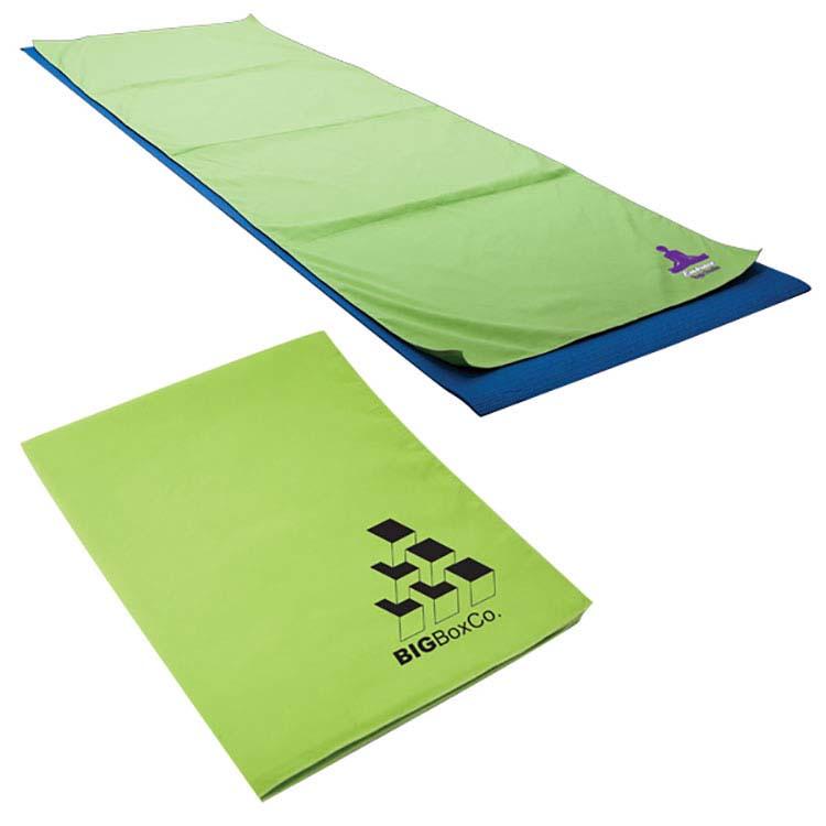 Serviette d'entrainement de yoga