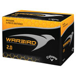 Balles de golf Callaway Warbird 2.0