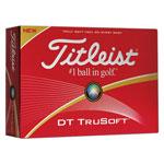 Balles de golf Titleist DT TruSoft