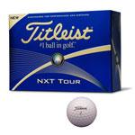 Balles de golf Titleist NXT Tour