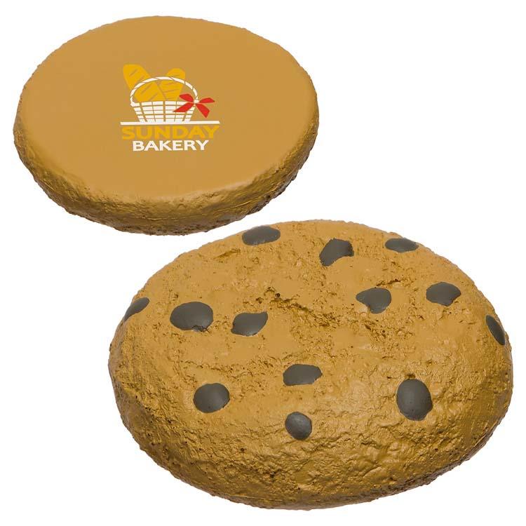 Biscuit aux brisures de chocolat balle anti-stress