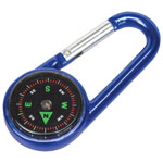 Pocket Compass with Carabiner