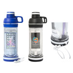Westgate 500 ML. (17 OZ.) Water Bottle With Compartment