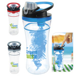 Bouteille en Tritan Cool Gear Aquaburst 20 onces