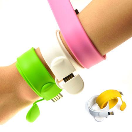 Bracelet Slap USB