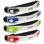 Bracelet sport EZ lumineux sécuritaire