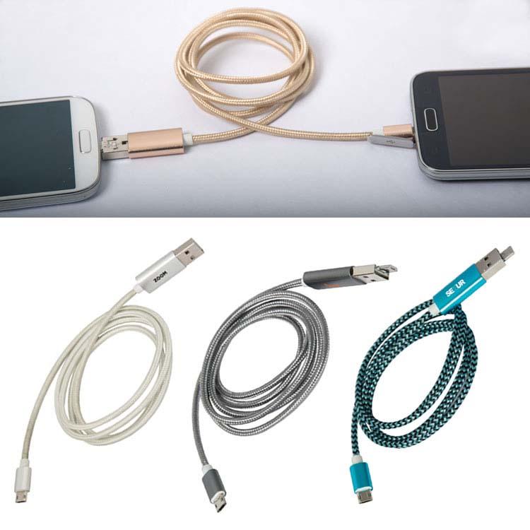 Câble Micro USB Bandit