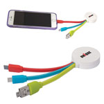 Chieftan 3-In-1 OTG Charging Cable