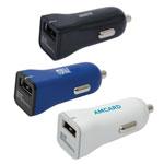 Chargeur rapide USB 2.0 pour l'auto