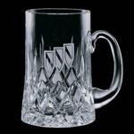 21 oz Denby Crystal Beer Stein