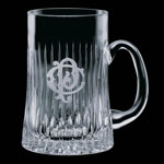 Chope à bière en cristal Carey 21 onces