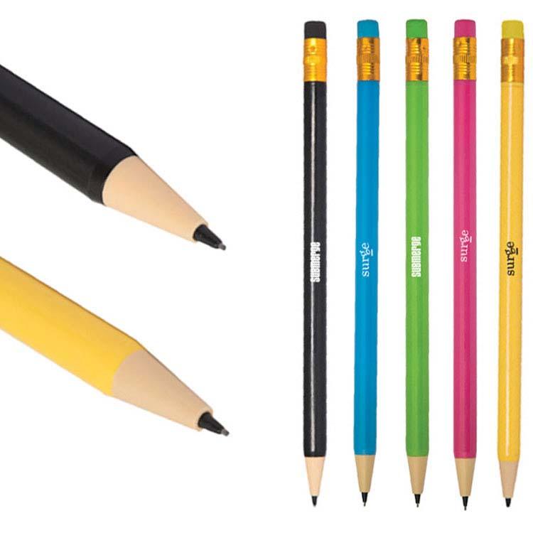 Crayon porte-mines magique