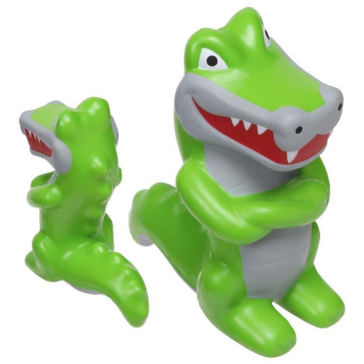 Crocodile balle anti-stress