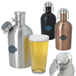 Stainless Growler 64 oz
