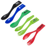 Combo Salad Picker and Flatware Set