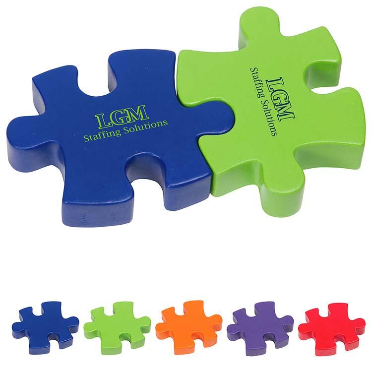 Ensemble de 2 pièces de puzzle