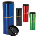 Metallic Reflections Stainless Steel Tumbler - 15 oz