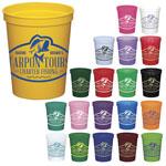 Plastic Stadium Cup 16 oz