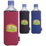 Basic Collapsible Koozie Bottle Kooler