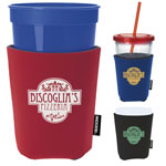 Life's a Party Koozie Cup Kooler